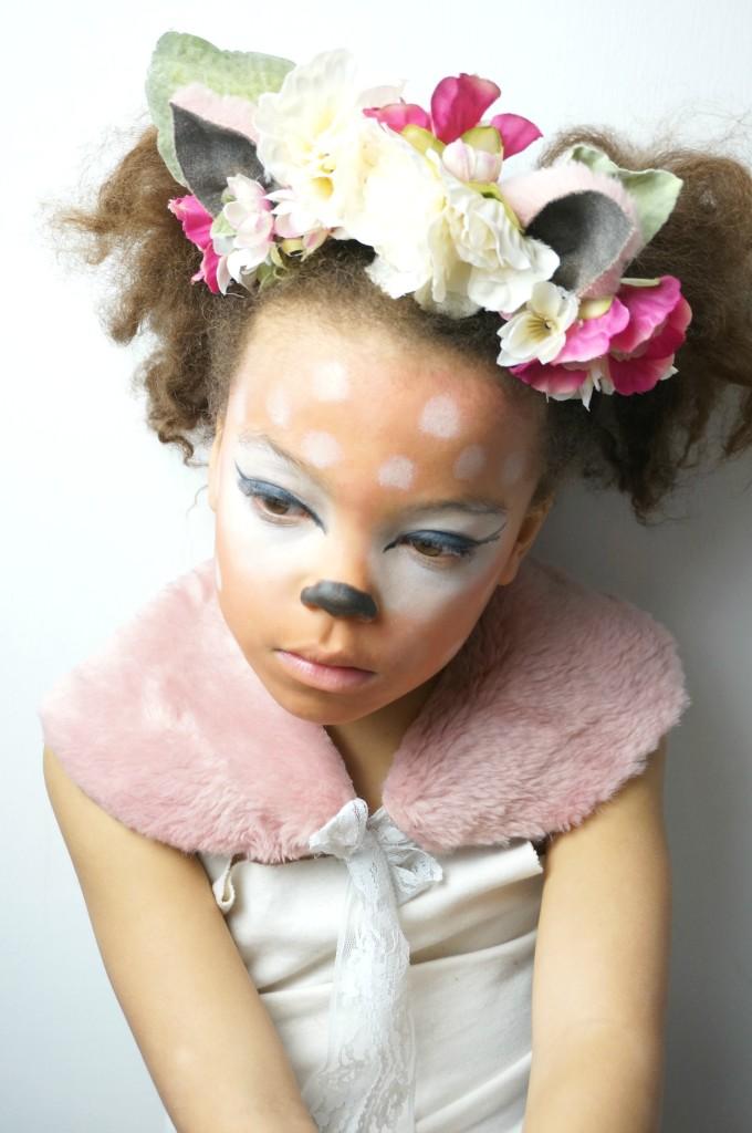 Reh Kostüm DIY - Mamablog & Shop by Elfenkind