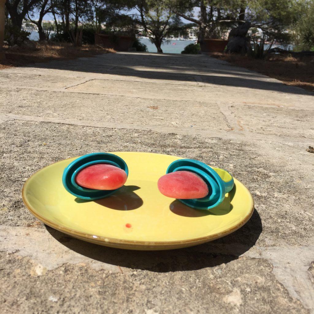 Wassermelonen Eis