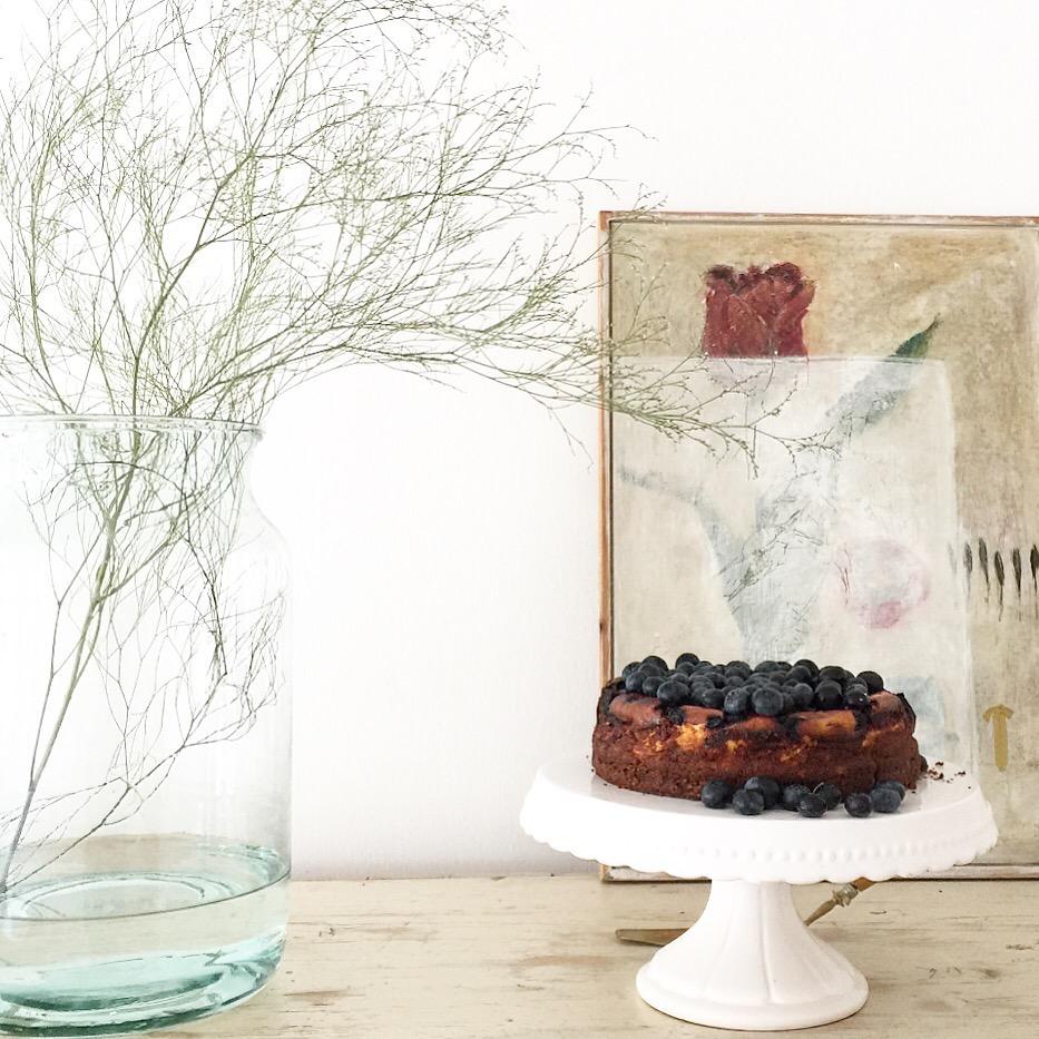 Blaubeer Kuchen Rezept