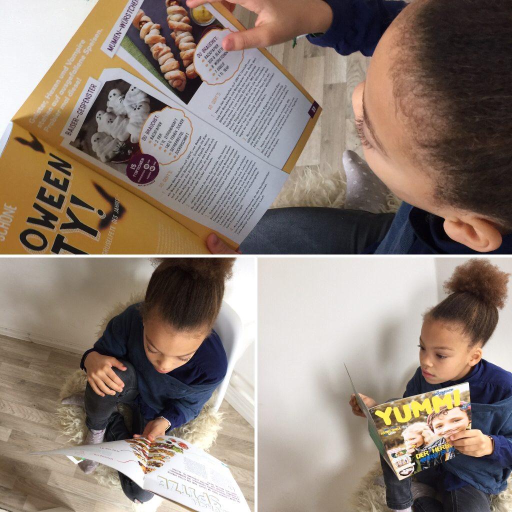 Edeka Yummy Magazin