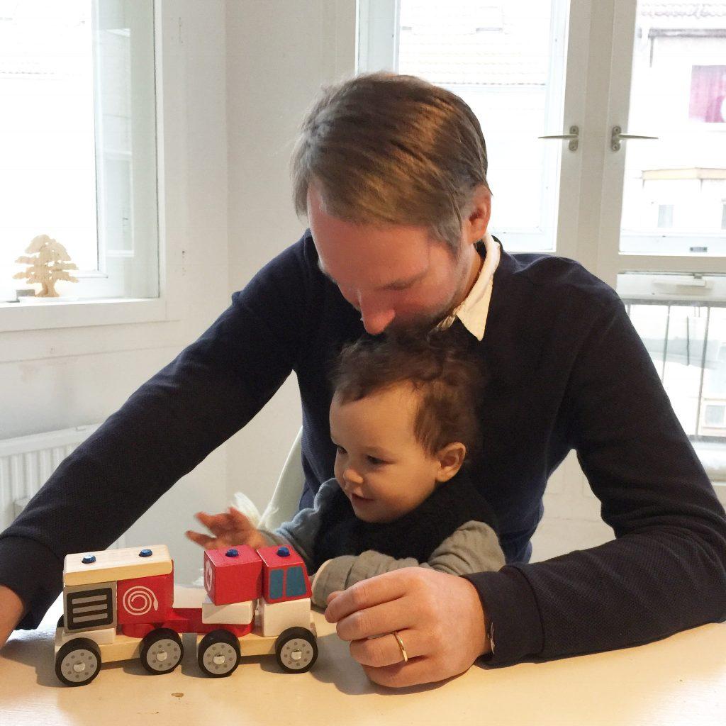 Baby Eisenbahn von lidl