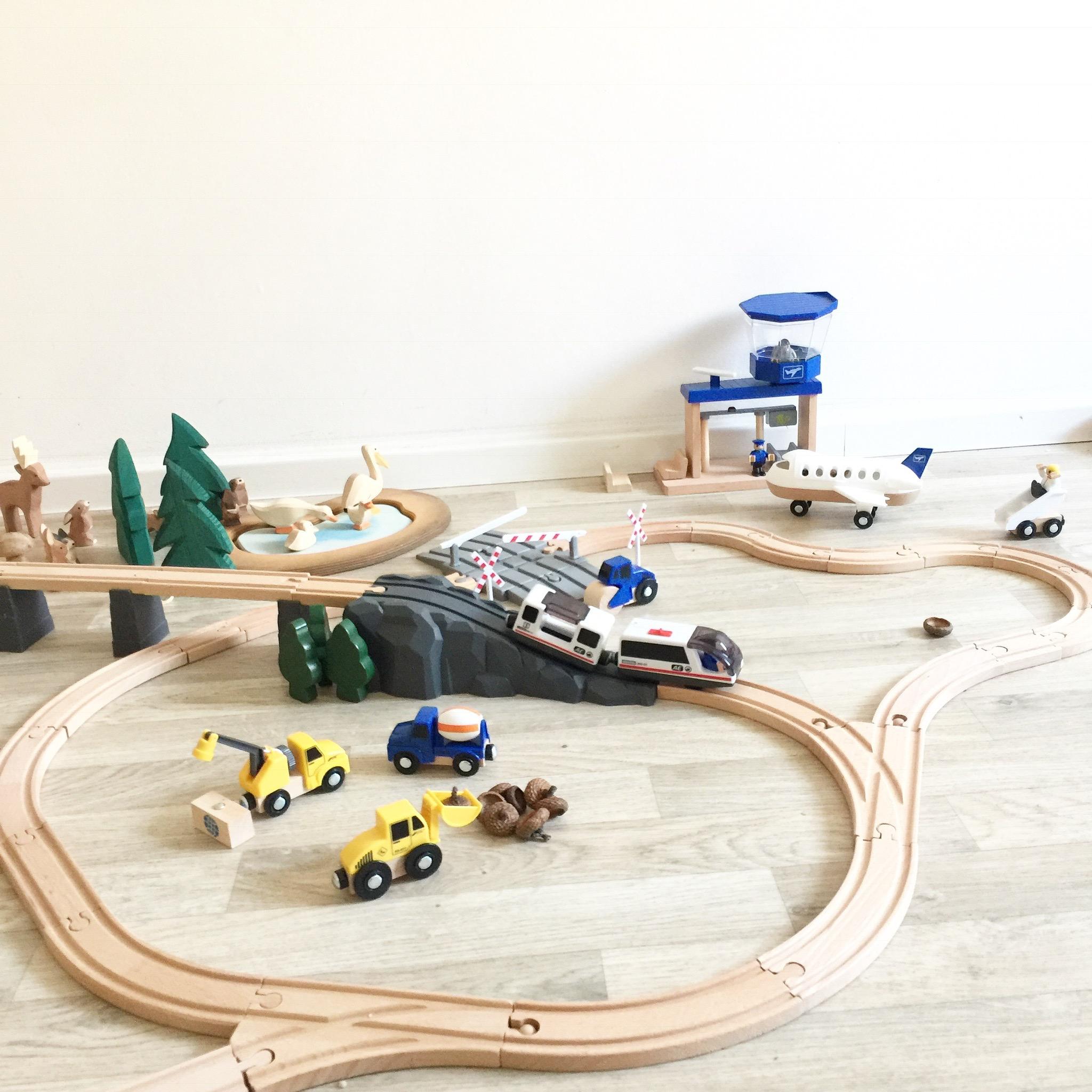 Eisenbahn lidl