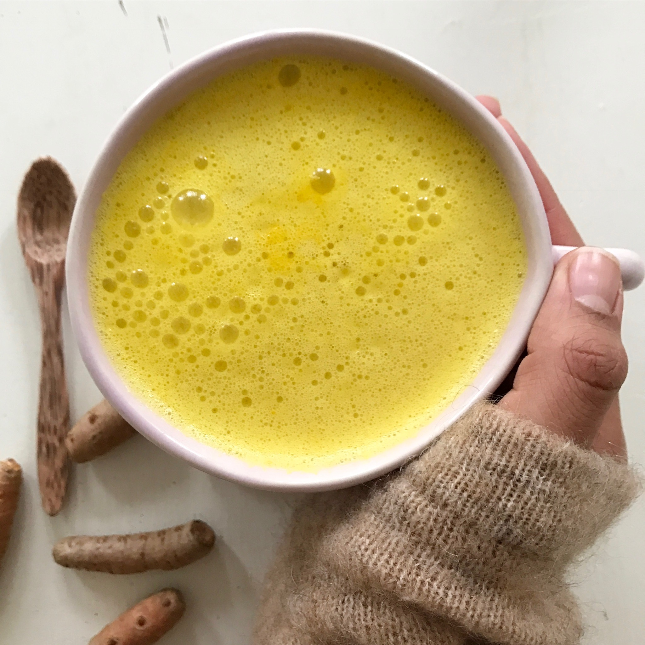Warmer Ananas Apfelssaft Rezept