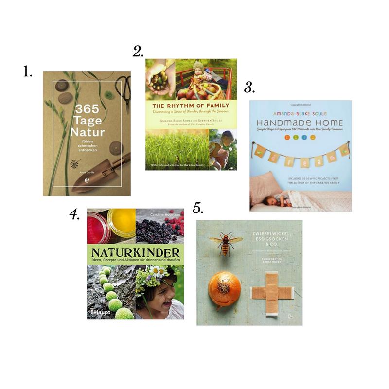 Buch Tipps für ein entschleunigtes aufwachsen findet ihr auf www.elfenkindberlin .de