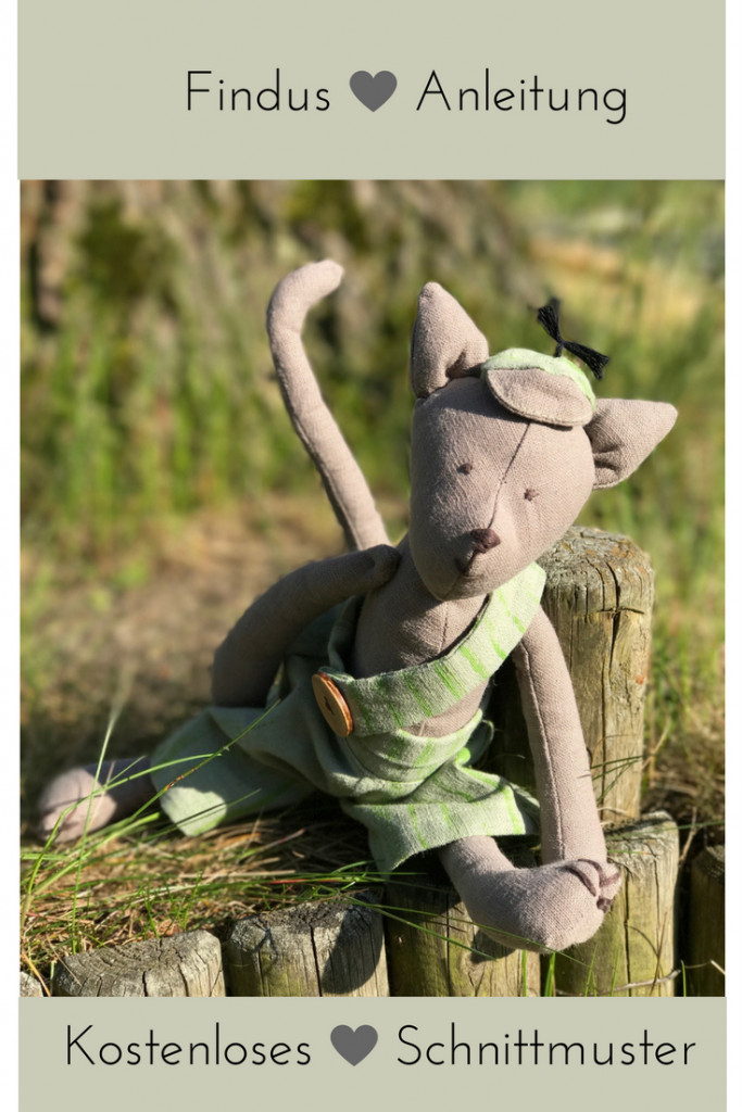 Magnificent Ausgestopfte Katze Schnittmuster Embellishment - Decke ...