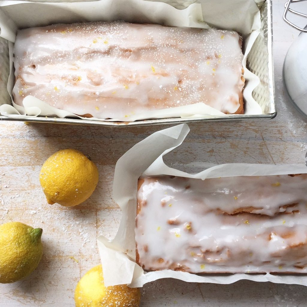 Zitronenkuchen Rezept Mamablog Shop By Elfenkind