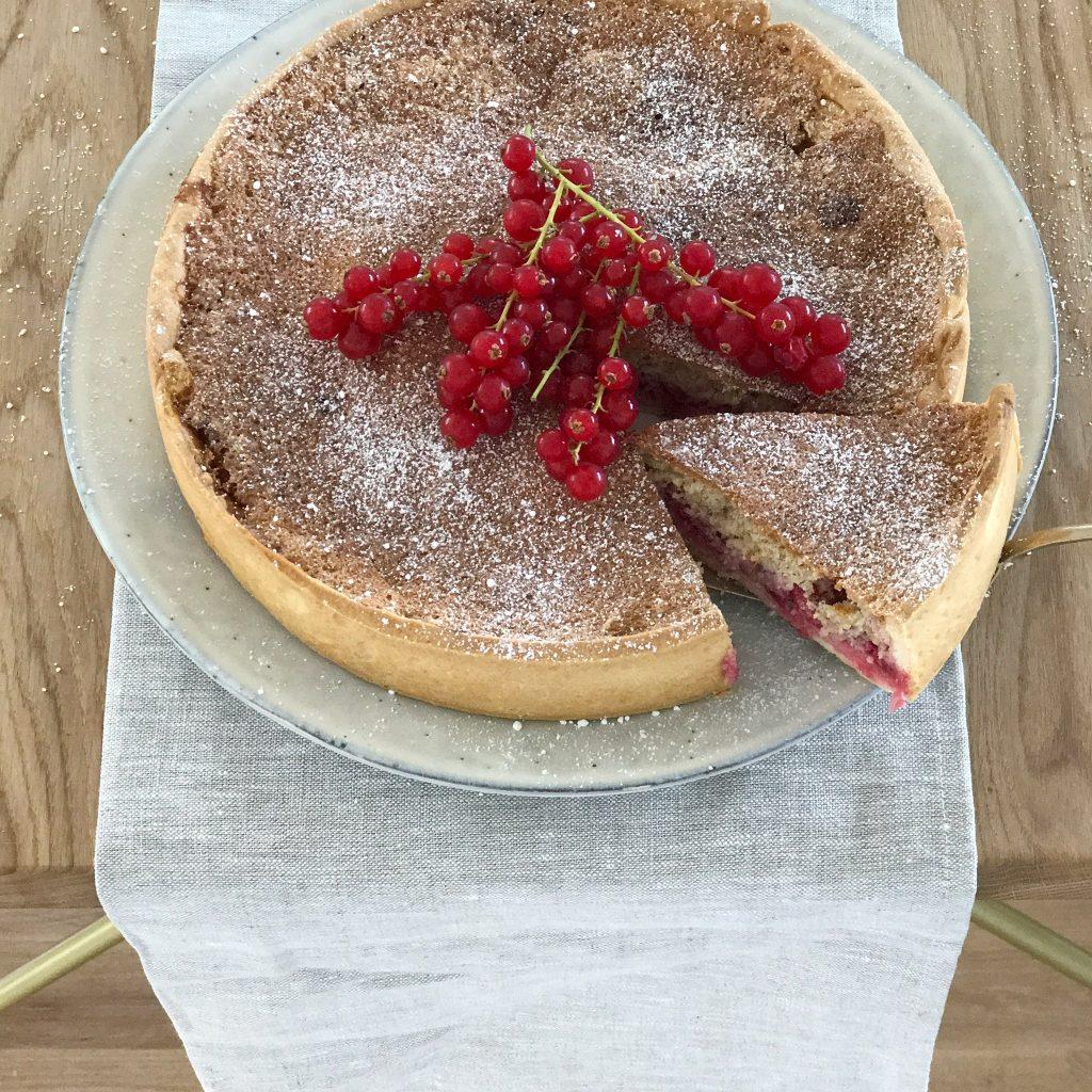 Sommerkuchen Rezept Mit Johannisbeeren Mamablog Shop By Elfenkind