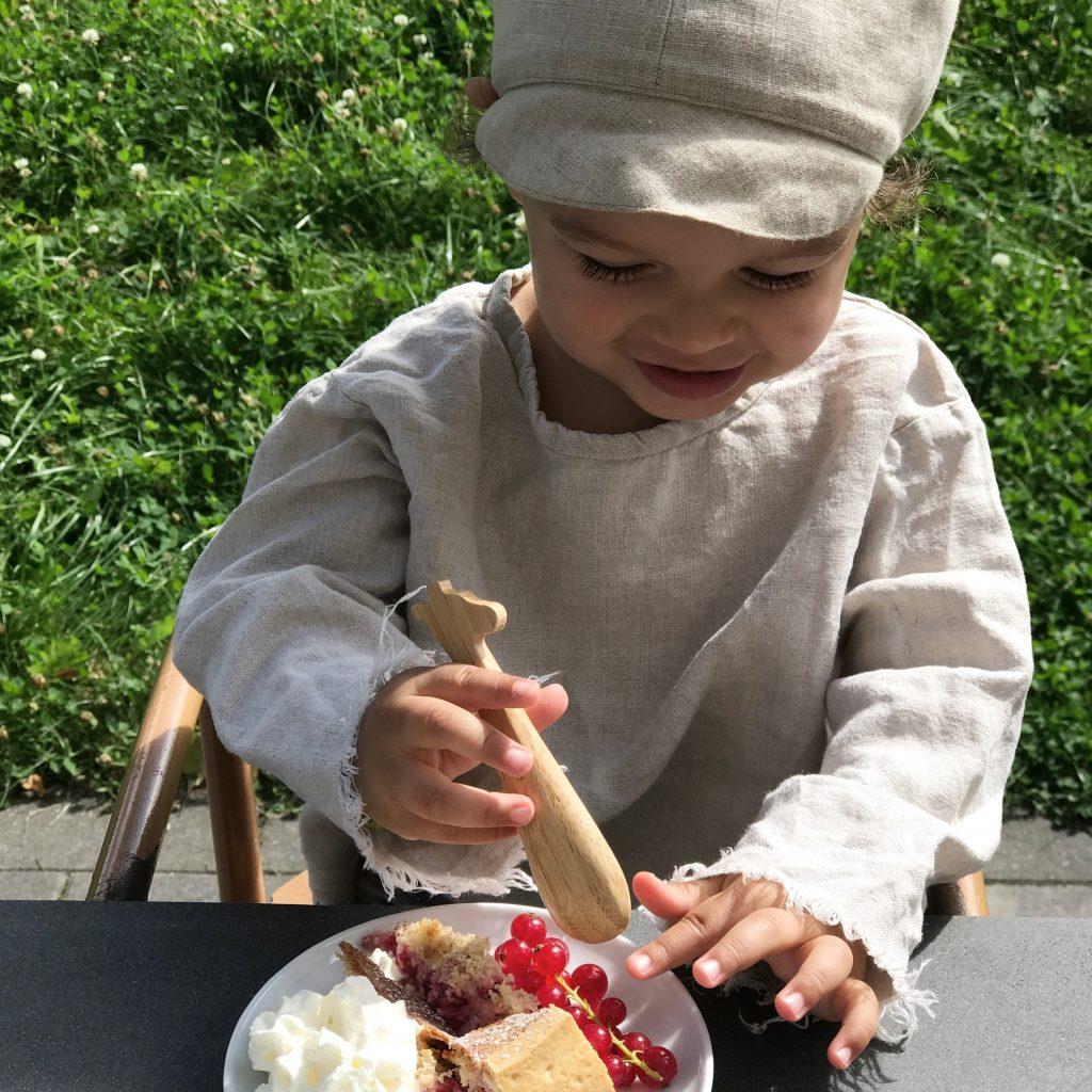 ei leckeres Johannisbeerkuchen Rezept findet ihr auf www.elfenkindberlin.de