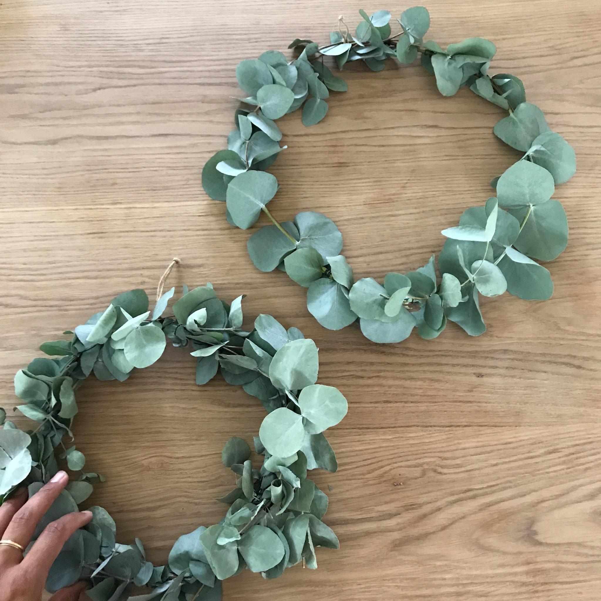 Eukalyptus Kranz Selbermachen Anleitung Diy Mamablog Shop By