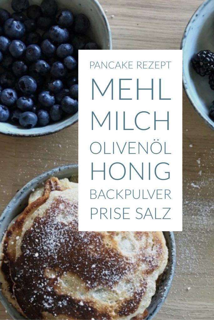 Pancakes Rezept ,ohne Eier. Sie sind super lecker und ganz schnell fertig. Ihr könnnt sie als Glutenfreie Variante backen oder mit normalem Mehl !