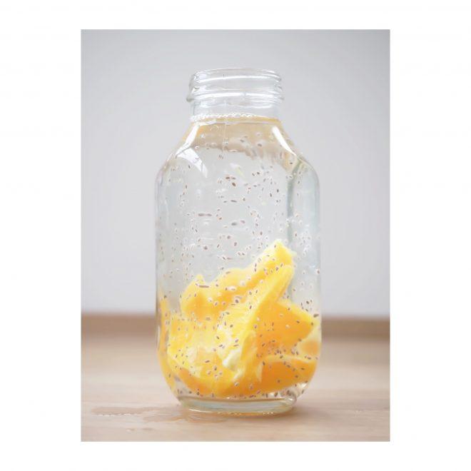 Ihr möchtet euren Körper während einer Detox Kur mit einem leckeren Getränk verwöhnen? Dann probiert dieses leckere Detox Wasser mit Orange
