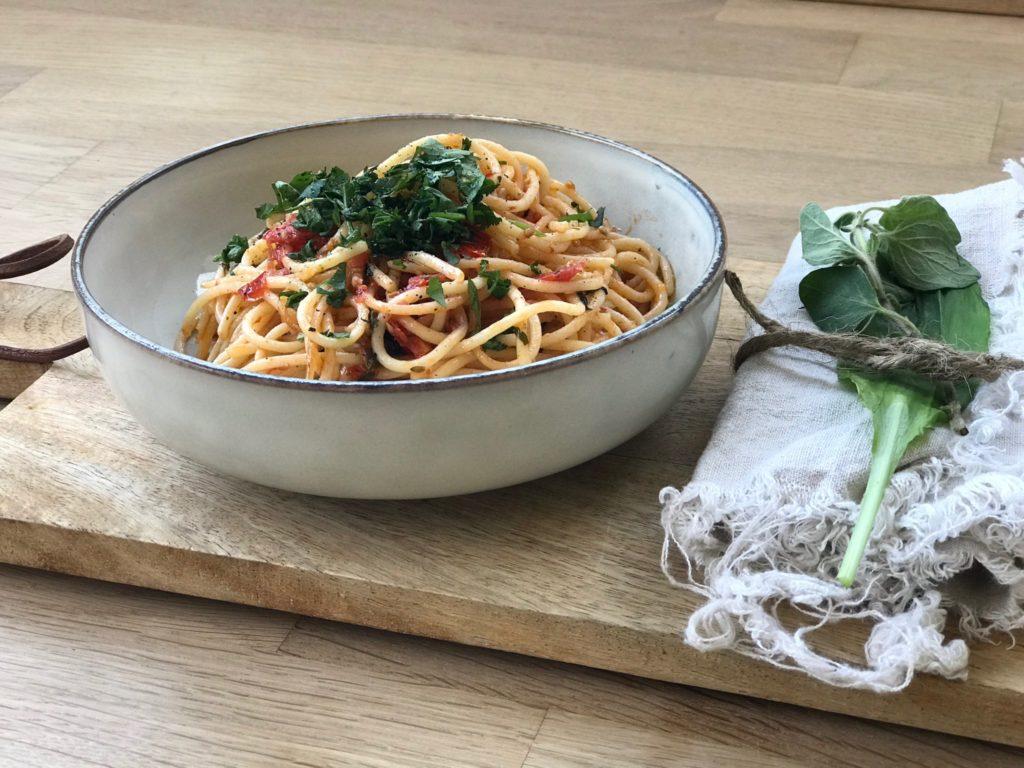 Leichte Sommerküche Für Kinder : Sommer pasta mit wildkräutern ein super leichtes rezept