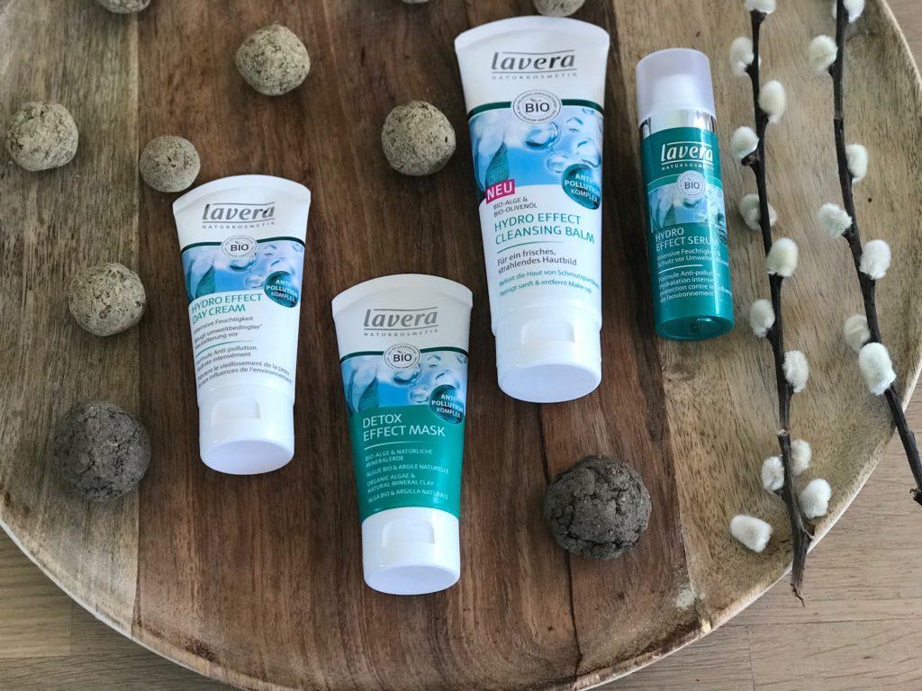 Schöner Schutz für unsere Haut mit dem neuen Lavera HYDRO EFFECT PFLEGELINIE und Blumige Schönheiten in Form eines Seedballs Rezept für unser wohlbefinden|