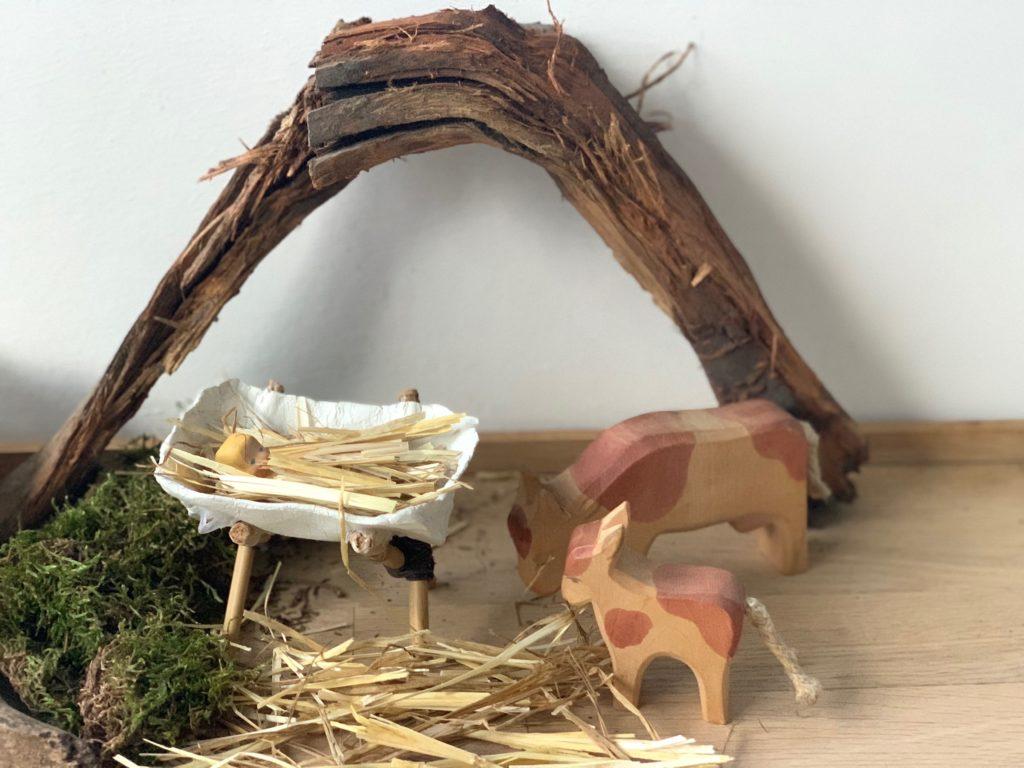 Kennt Ihr die Tradition vom Krippenstroh in der Weihnachtszeit? Jeden Tag für ein gebendes Miteinander Gutes tun - und zwar noch viel bewusster als ohnehin schon.