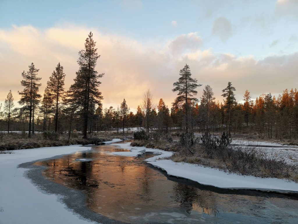 Lappland reise