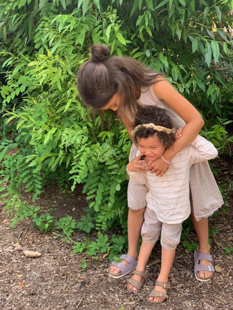 Nachhaltig Leben mit Kindern, Tipps und mal etwas für die Ohren mit mir als Gast im Podcast Wickelstammtisch