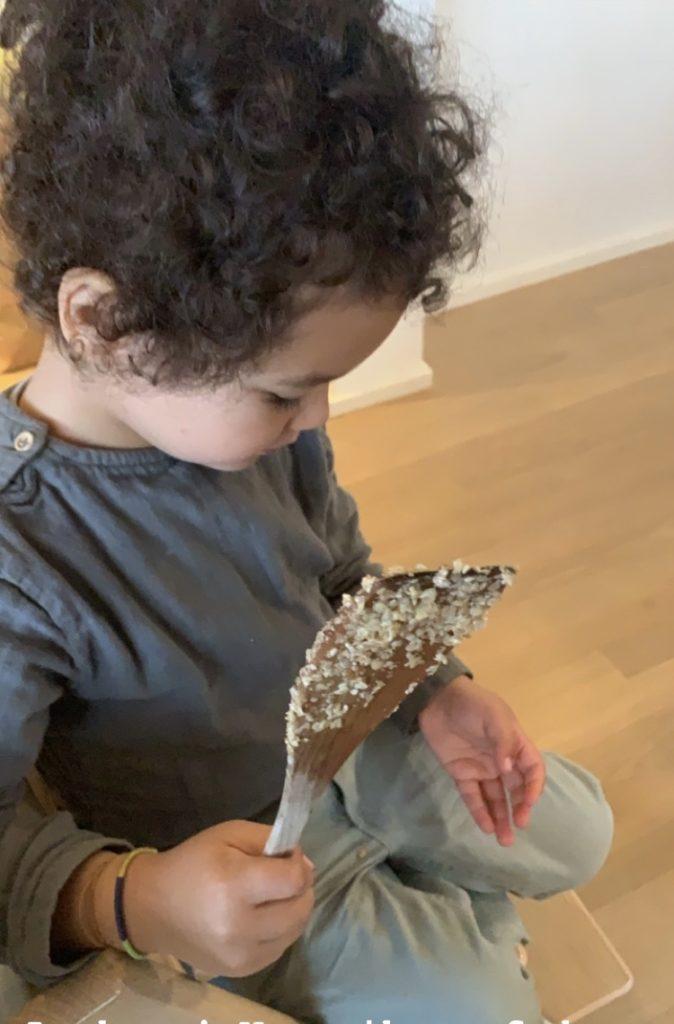 Knusper Müsli Rezept, kinderleicht herzustellen, lecker und sehr nachhaltig
