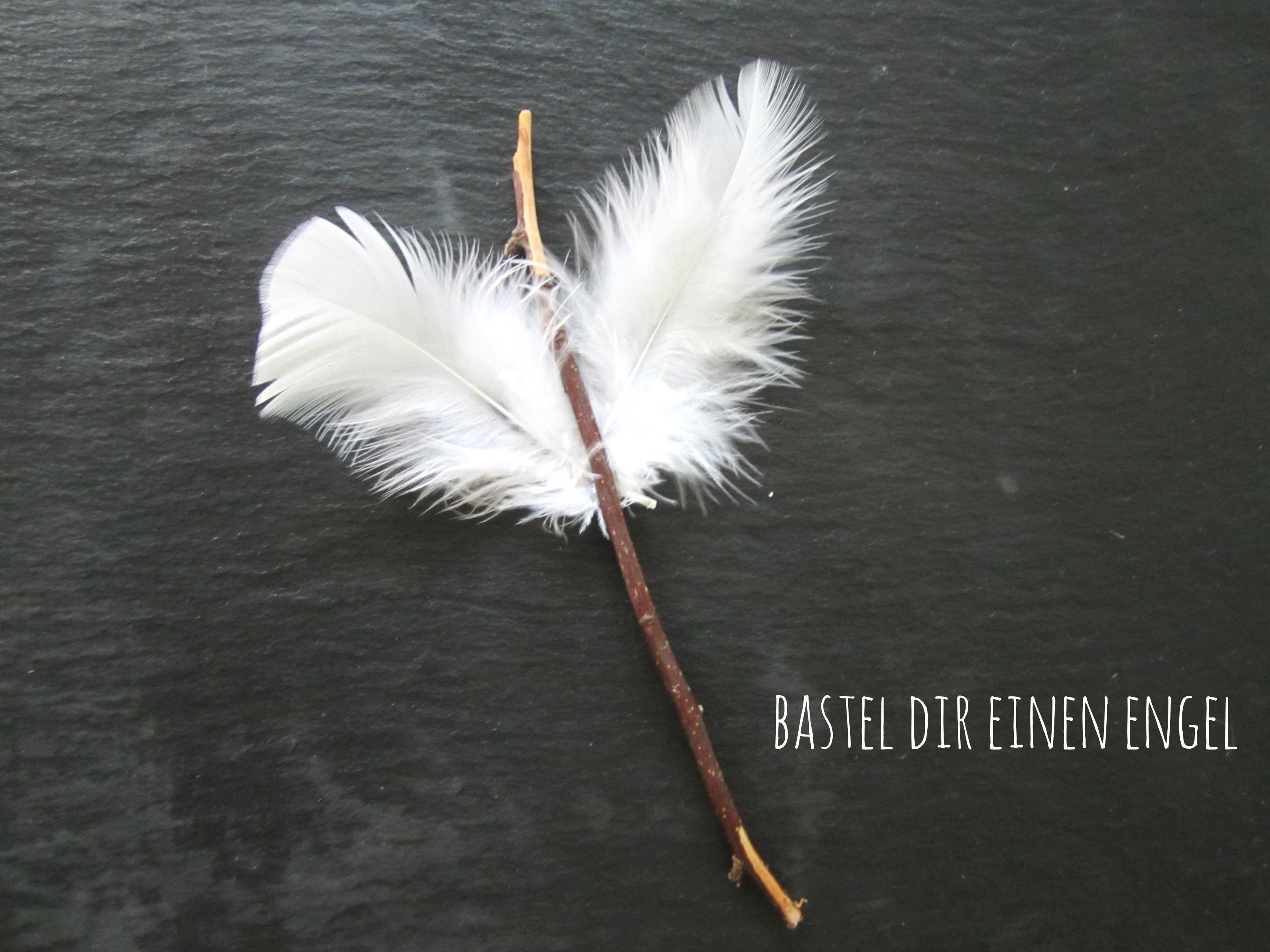 Gl ckst rchen no 4 engel diy mamablog shop by elfenkind - Weihnachtsengel basteln ...