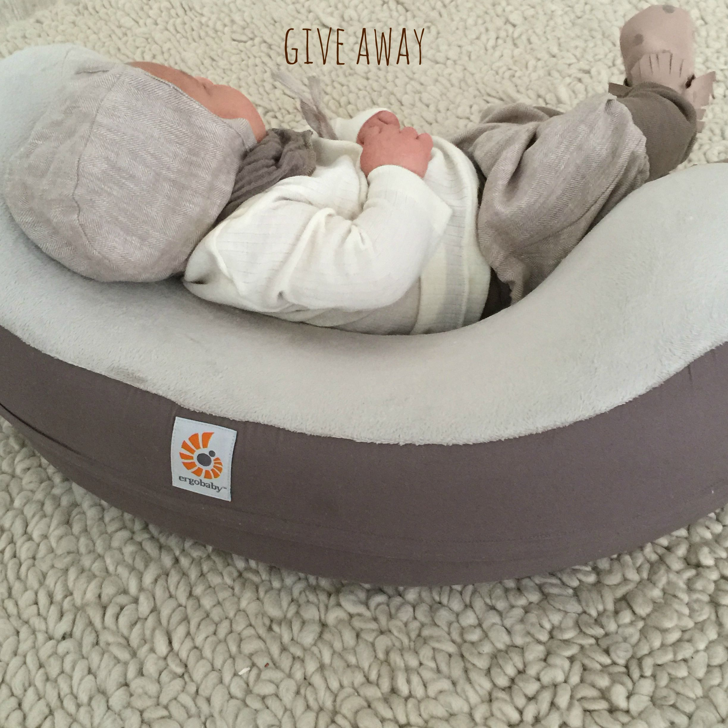 ergobaby give away