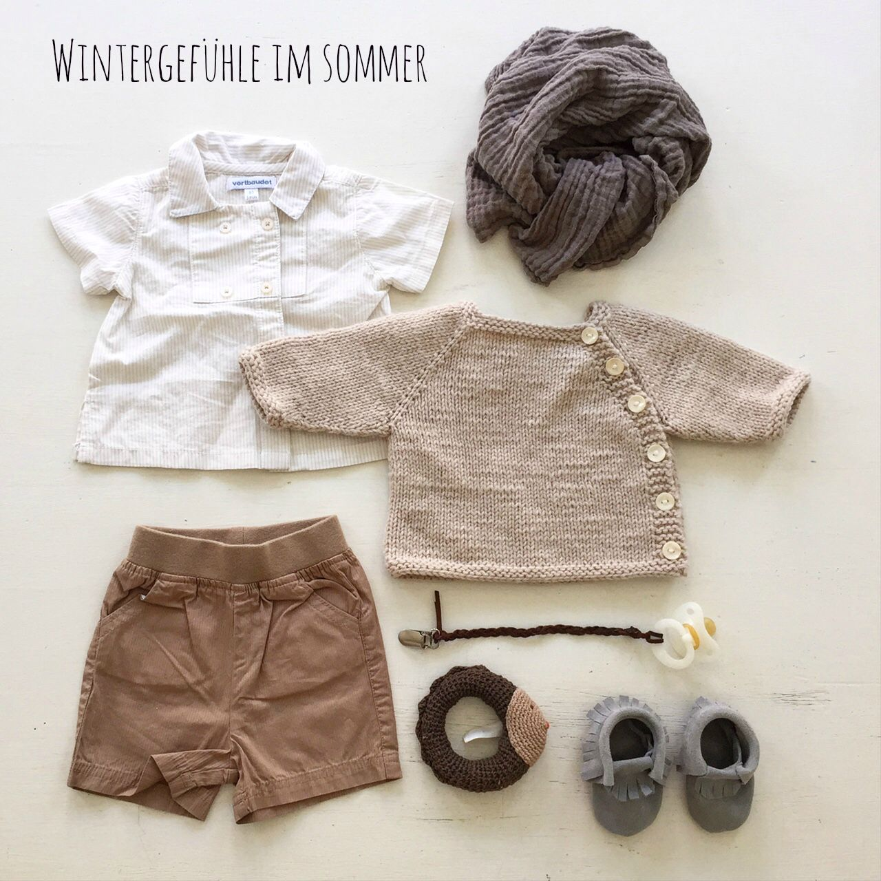 Winter im Sommer
